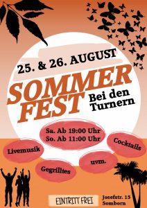 TGS Jubiläums-Sommerfest