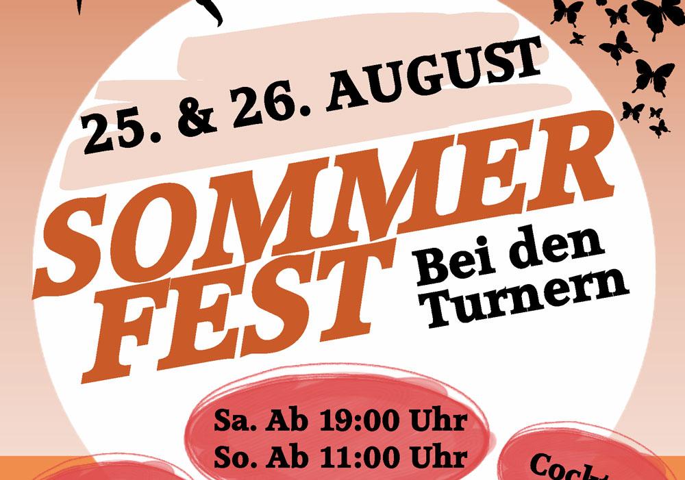 TGS-Sommerfest Titelbild